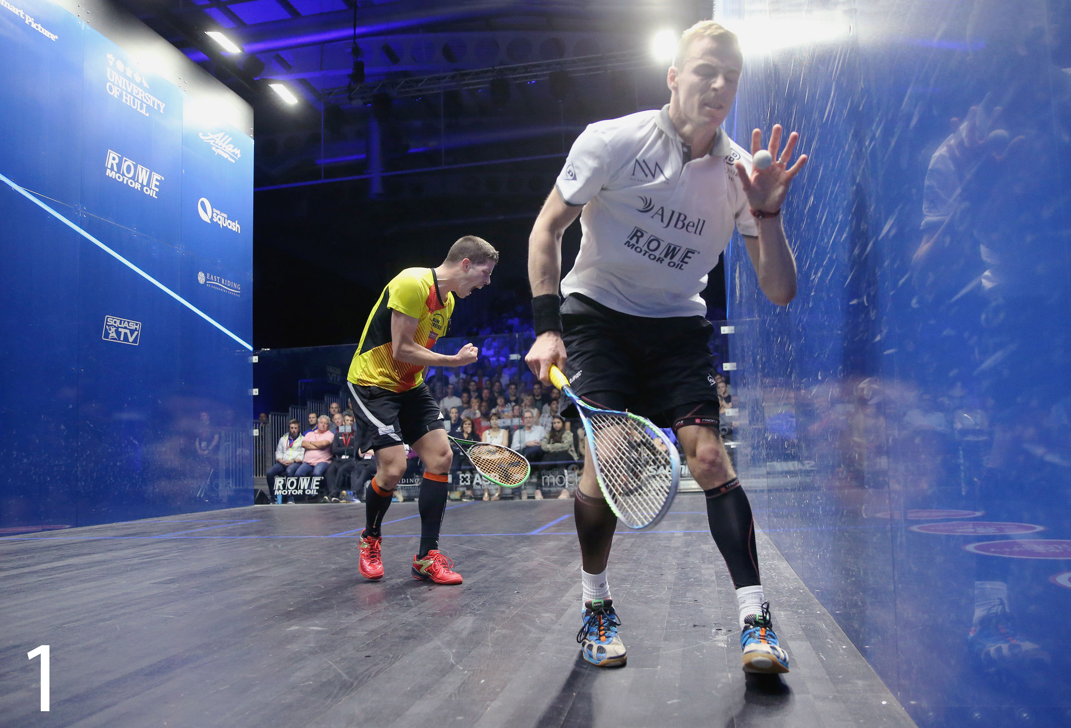 Kandra Ruined The Script And Upset The Home Crowd By Beating Matthew In His Last Ever British Open In