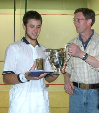 World Squash coverage, from Squash Player